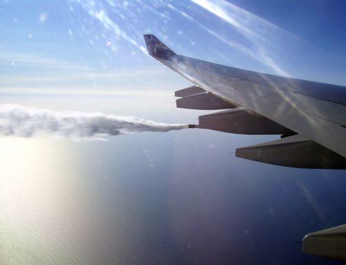 Aereo in difficoltà scarica sul Mar Ligure 80 tonnellate di cherosene!