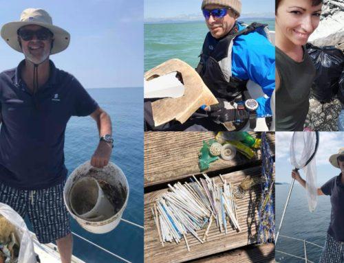 Salviamo il nostro piccolo Oceano! Tutti a caccia di plastica domani!