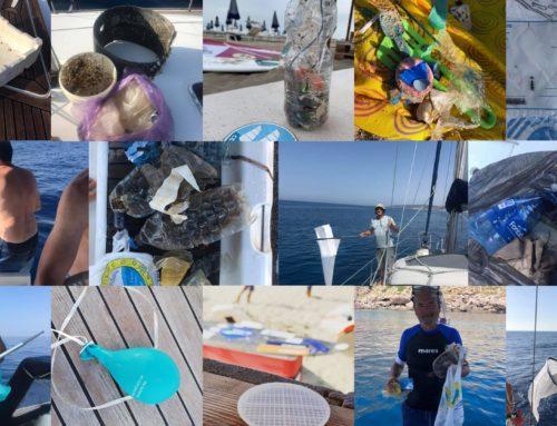 Cacciatori di plastica, il Mediterraneo è più pulito grazie a voi!